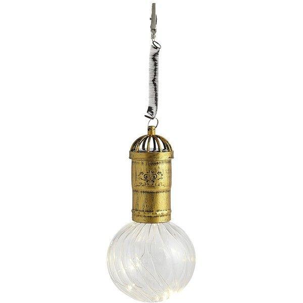 pier 1 imports led clear solar light bulb clip 13 liked on