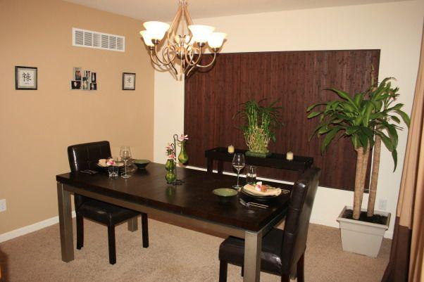 TROPICAL ZEN ROMANCE   Dining Room Designs   Decorating Ideas .