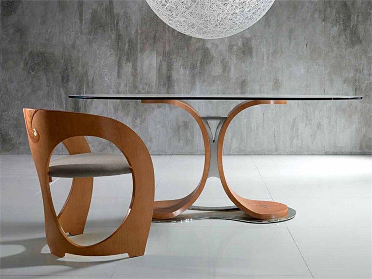 design esstisch rund glas