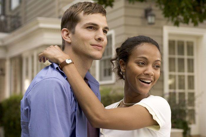 Guess Who Picture 6 Zoe Saldana Black Woman White Man Bwwm Couples