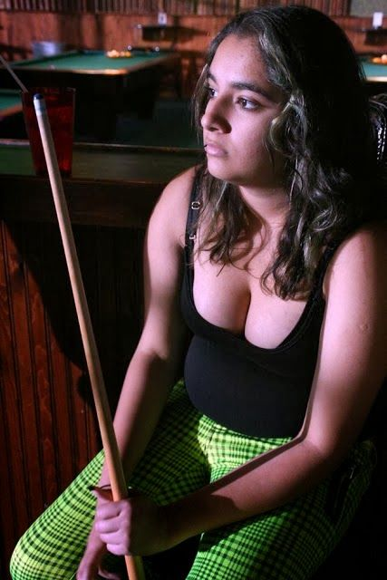 girls Hot downblouse college