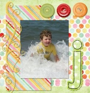 Scrapbook Pages by shelby