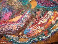 Knittedcape