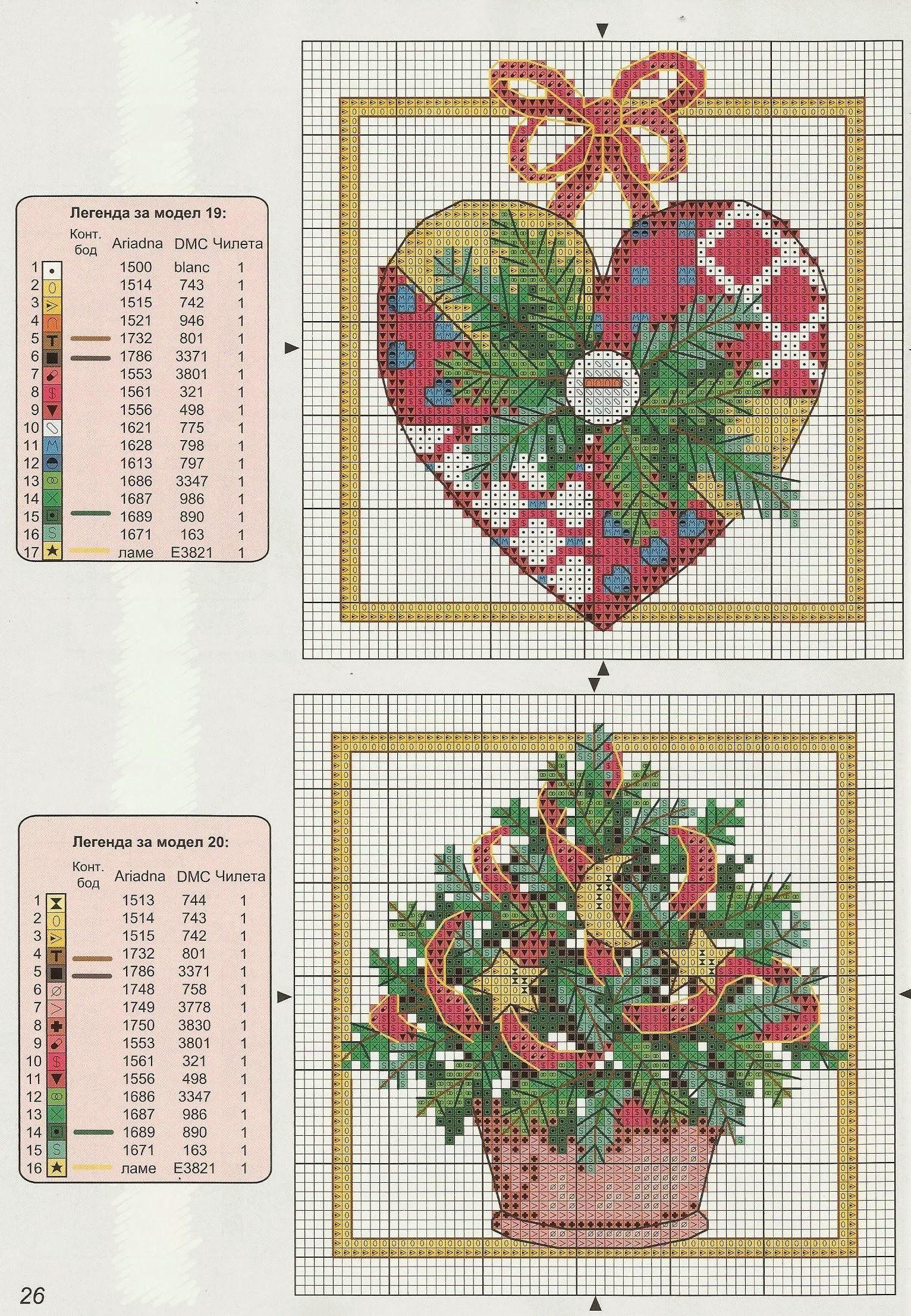 Christmas Cross Stitch Patterns Simple Design Ideas