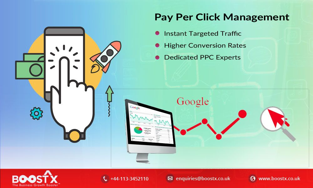 Paid Search Advertising: Earn a positive ROI through our PPC