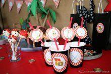 Piraten-Geburtstags Party