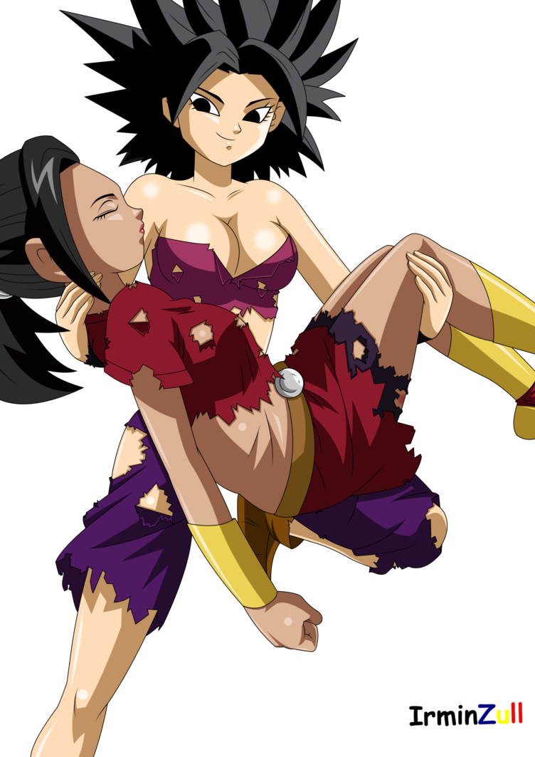 Kale y caulifla v the best anime pic dragon ball - Dbz fantasy anime ...