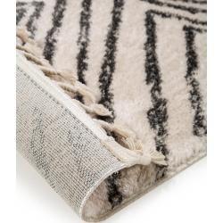 Photo of benuta Kurzflor Teppich Bela Beige/Grau 120×180 cm – Moderner Teppich für Wohnzimmer benuta