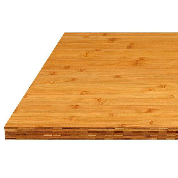 Plan De Travail Bambou Ikea.Plan Bambou Lamelle 40 Mm Lapeyre Travaux Plan De