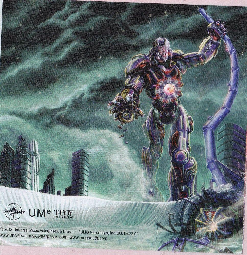 13 lyrics - Megadeth - Genius Lyrics