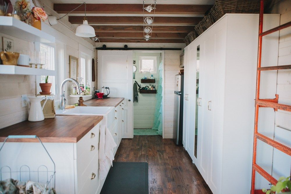 Beautiful 300 Sq. Ft. Tiny Home For Sale in Portland, Oregon