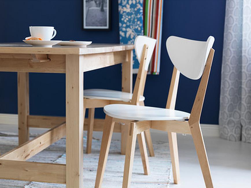 NORDMYRA stackable ikea Ikea dining chair