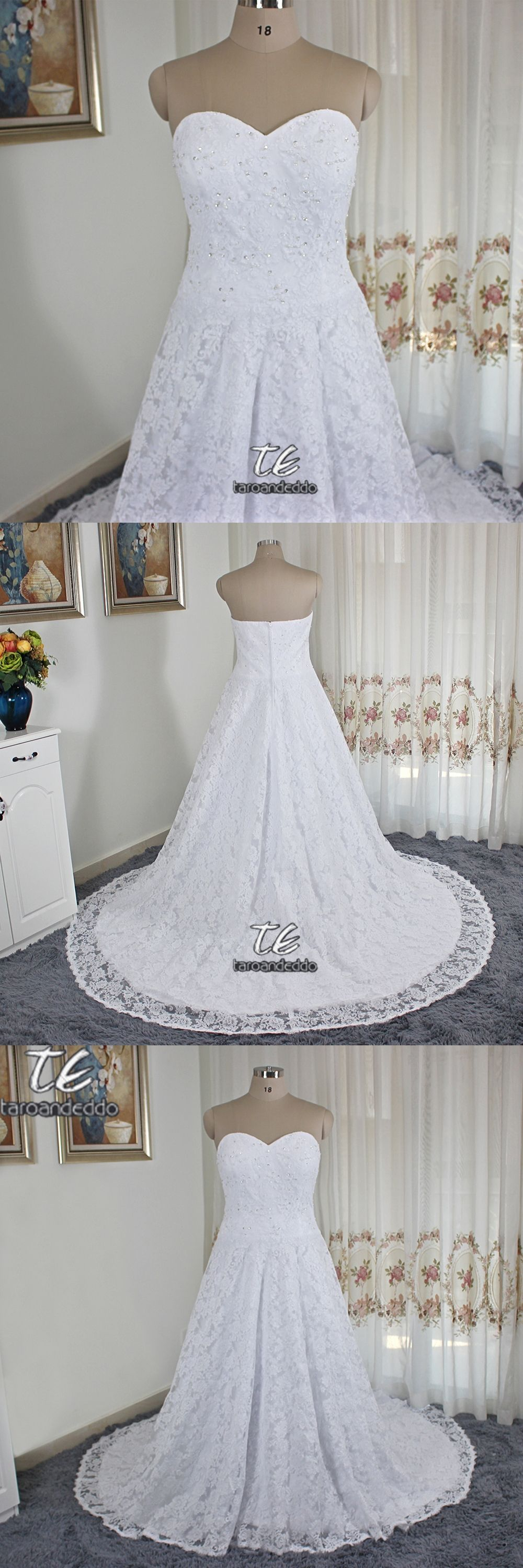 2018 sweetheart neckline france lace ball gown plus size