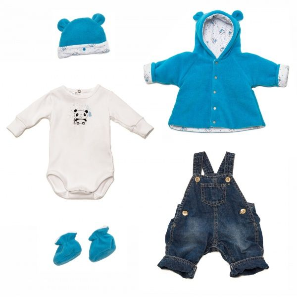 ropa de bebe grisino