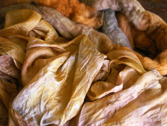 Hey, I found this really awesome Etsy listing at http://www.etsy.com/listing/101443270/nuno-felting-scarf-kit-golden-rust