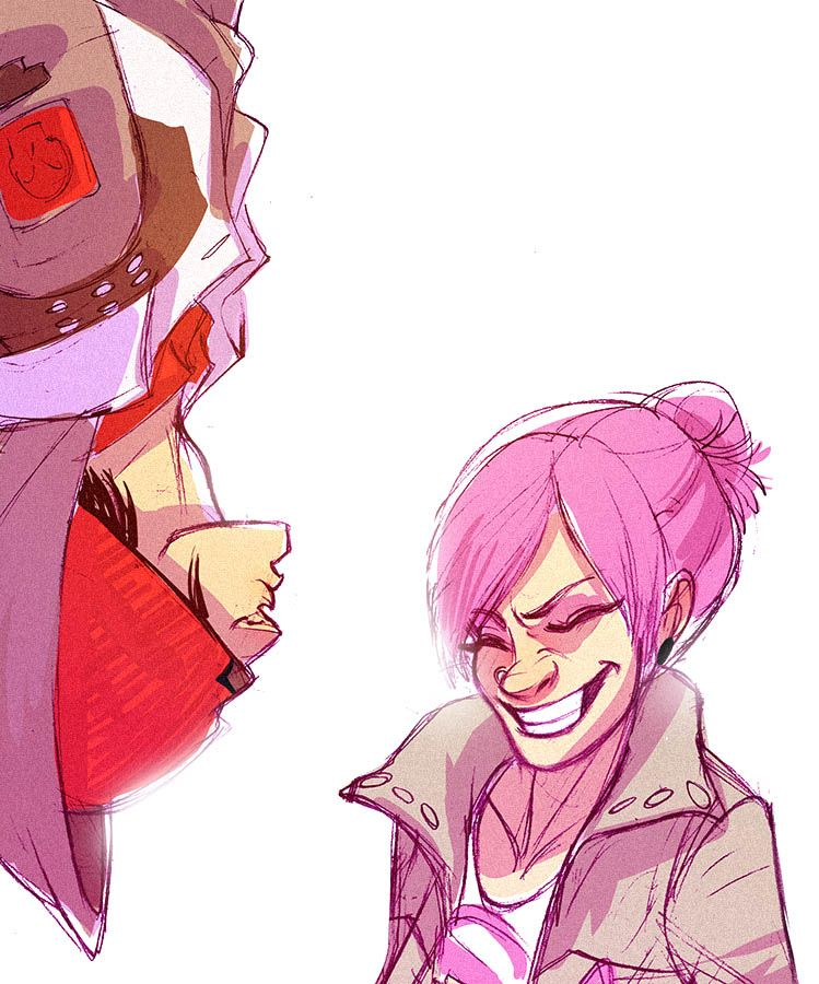 Infamous Second Son Fetch And Delsin Kiss