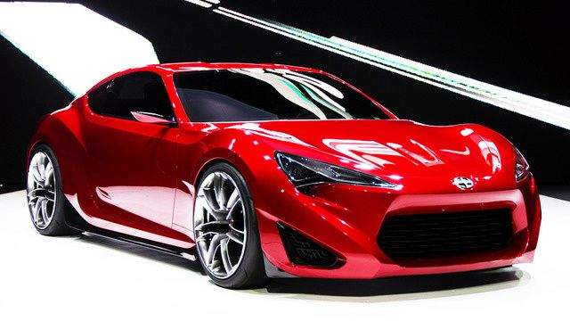 Scion Fr S All The Specs Red Car Cars Motorcycles Motor Car
