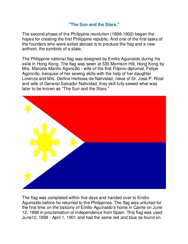 Evolution Of The Philippine Flag 11 638 Jpg 638 826 Philippine