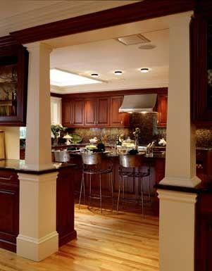 kitchens with pillar designs visit jangleysteeninc com projects rh pinterest com