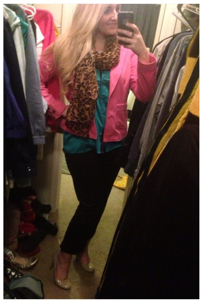 Dressed up goodwill jacket 2