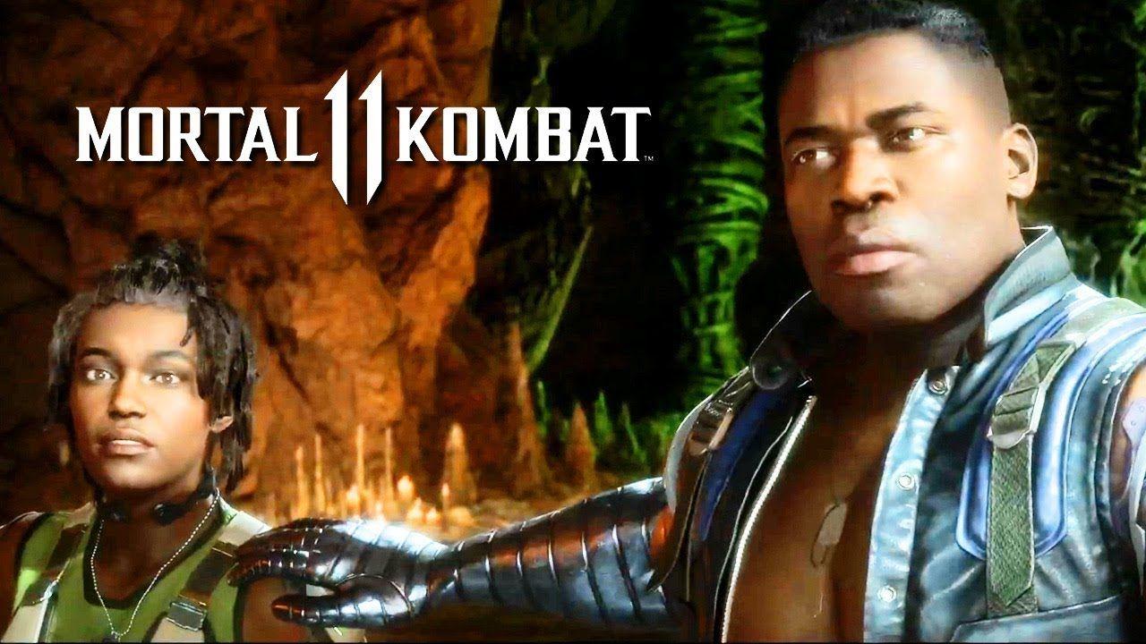 Mortal Kombat 11 Official Old Skool Vs. New Skool