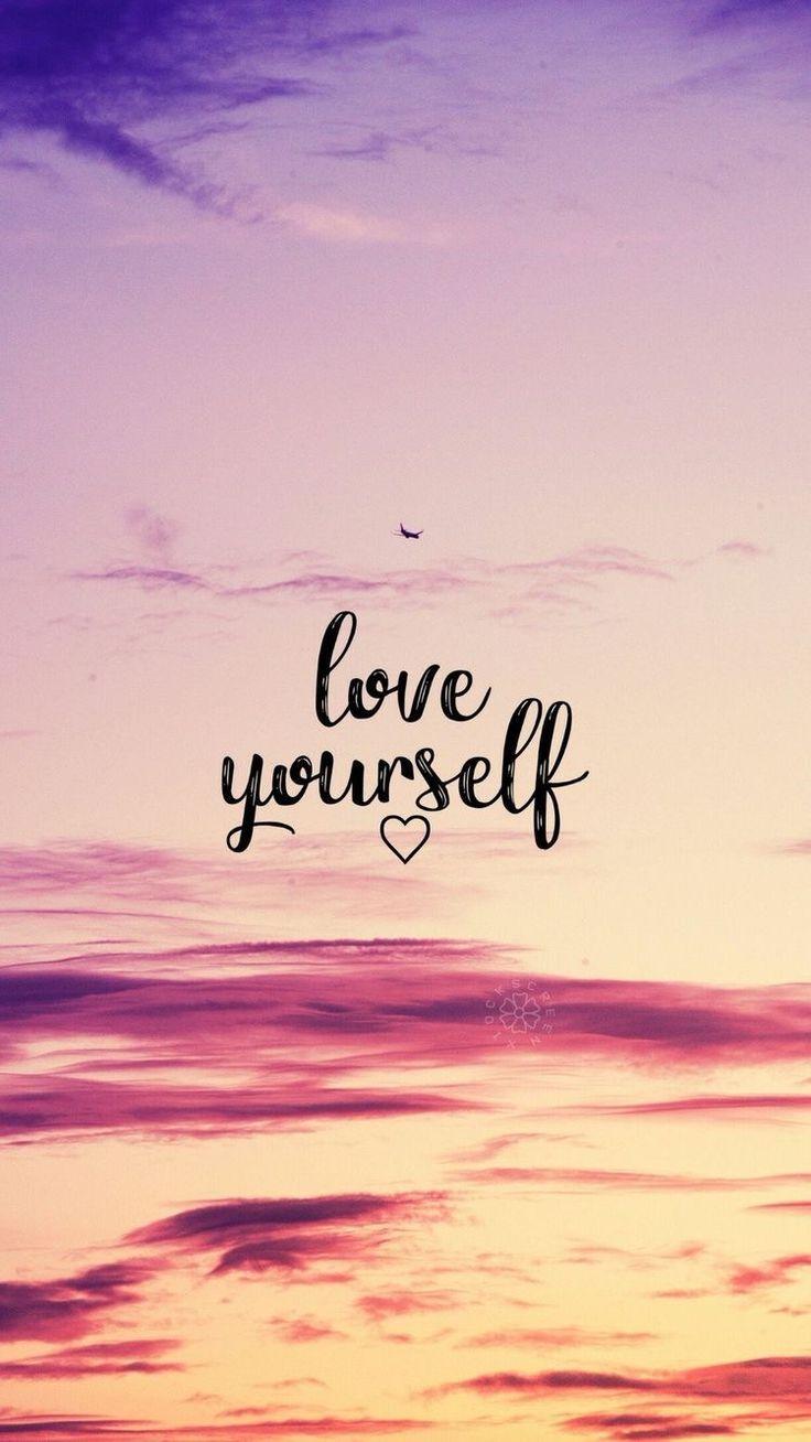Zitate Glück - Selbstliebe