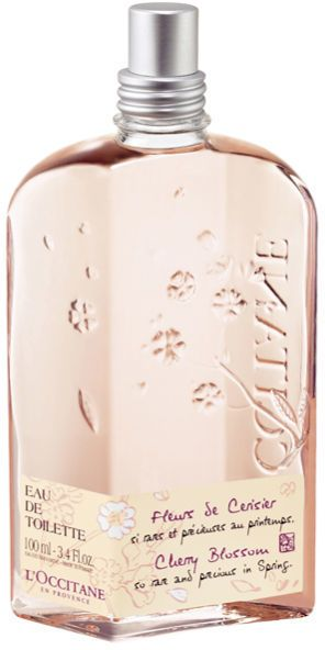 L Occitane Cherry Blossom Eau De Toilette 100ml Cherry Blossom Fragrance Perfume Cherry Blossom
