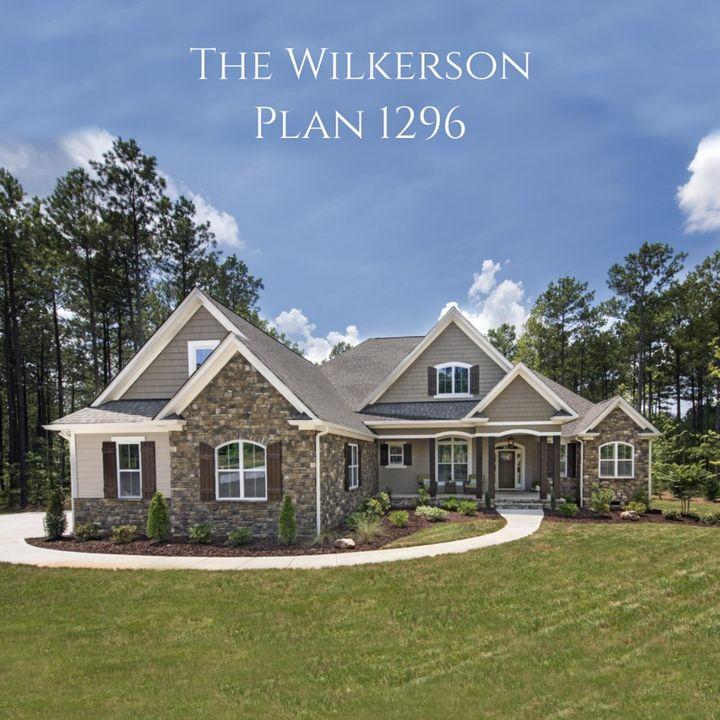 Take a video tour of The Wilkerson plan 1296! #WeDesignDreams #DonGardnerArchitectshttps://www.dongardner.com/house-plan/1296/the-wilkerson