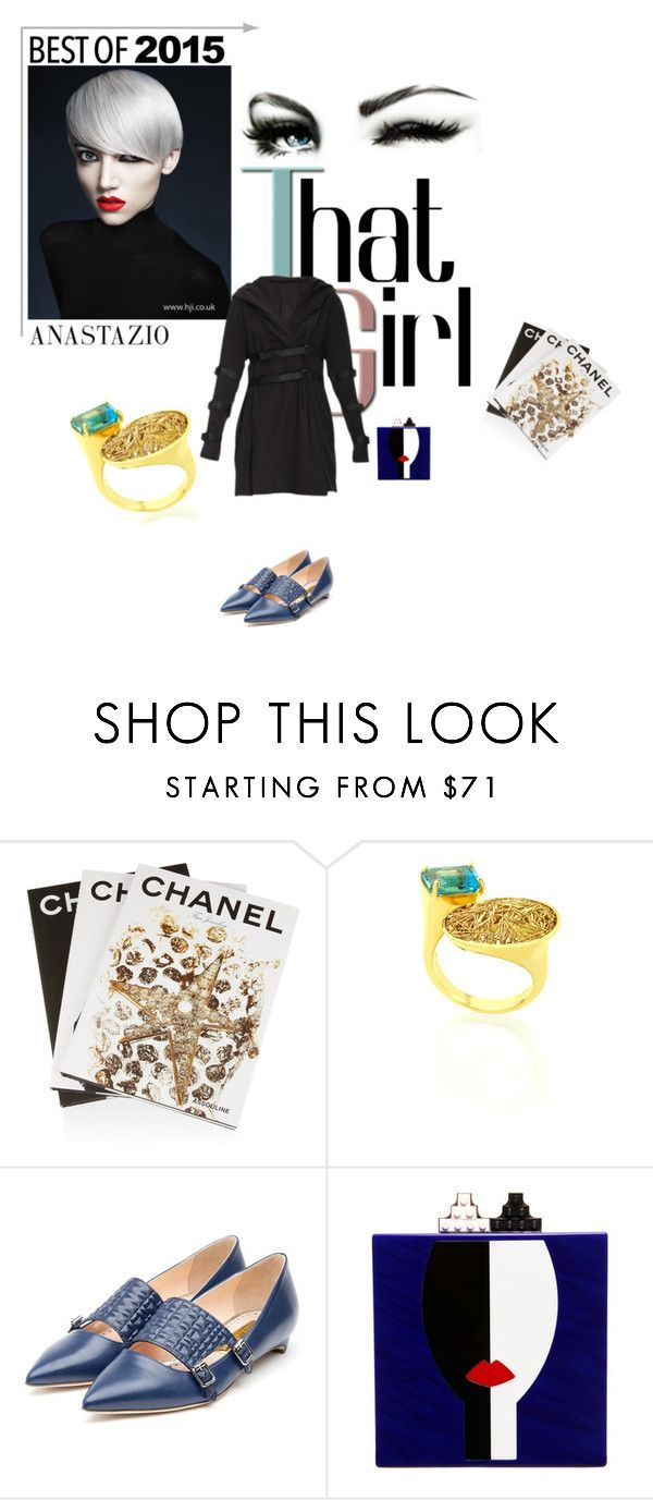 """""""anastazio-best of 2015"""" by anastazio-kotsopoulos ❤ liked on Polyvore featuring beauty, Assouline Publishing, Rupert Sanderson and Les Petits Joueurs"""