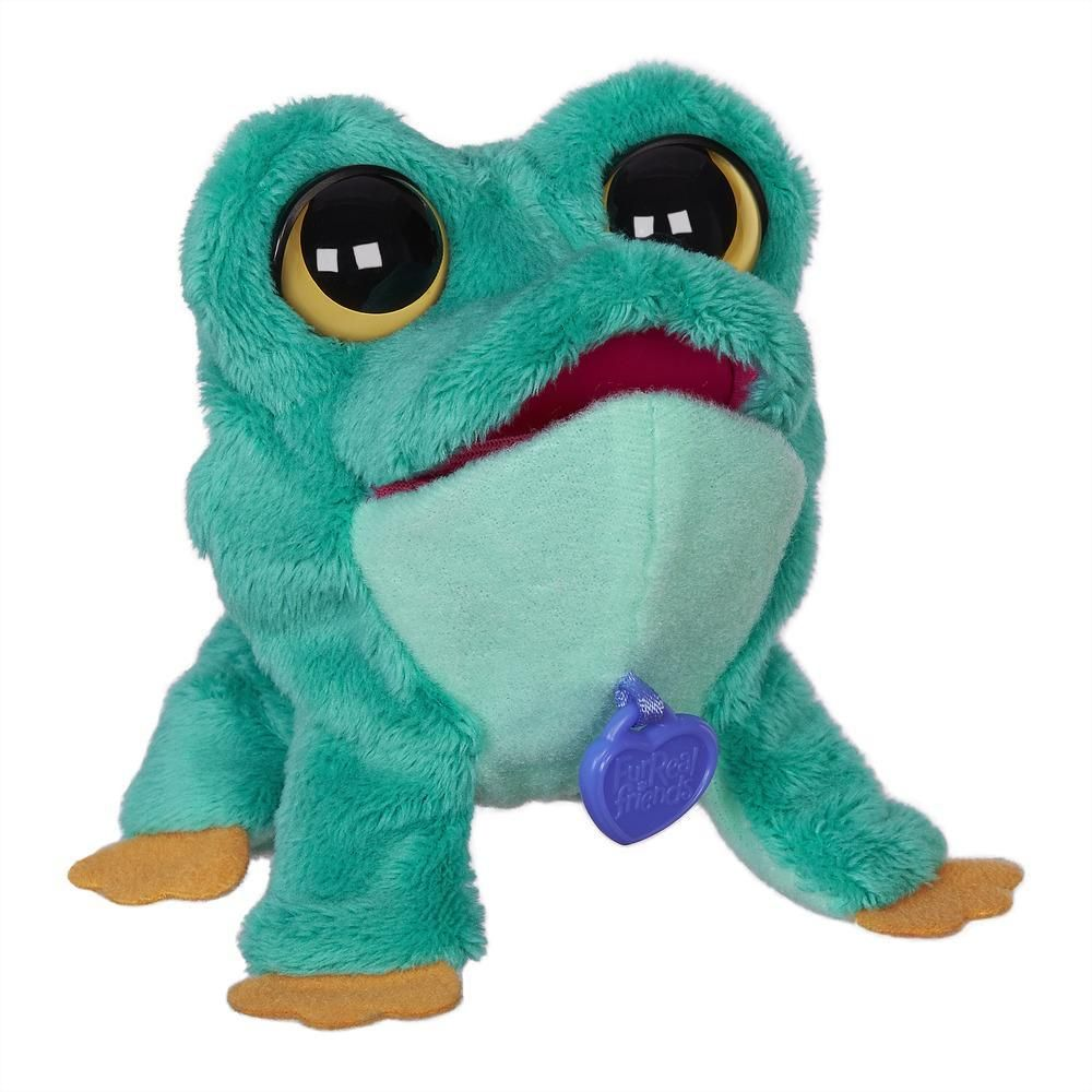 Furreal Friends The Luvimals Cl Ribbit Toys Toys For