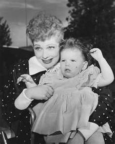 Lucy and Baby Lucy