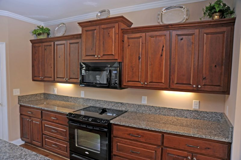 Rustic Cherry Cabinets Rustic Cherry Kitchen Cherry Kitchen Kitchen Kitchen Photos