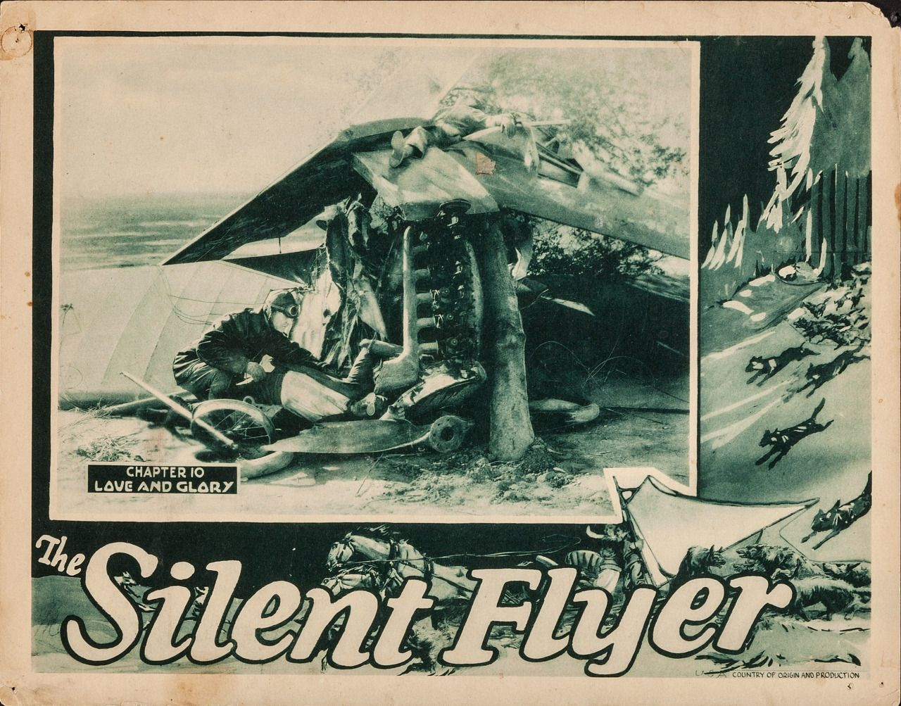 Watch The Silent Flyer Full-Movie Streaming