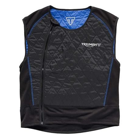 Cooling Men S Motorcycle Vest Easily A Must Have For Hot Weather