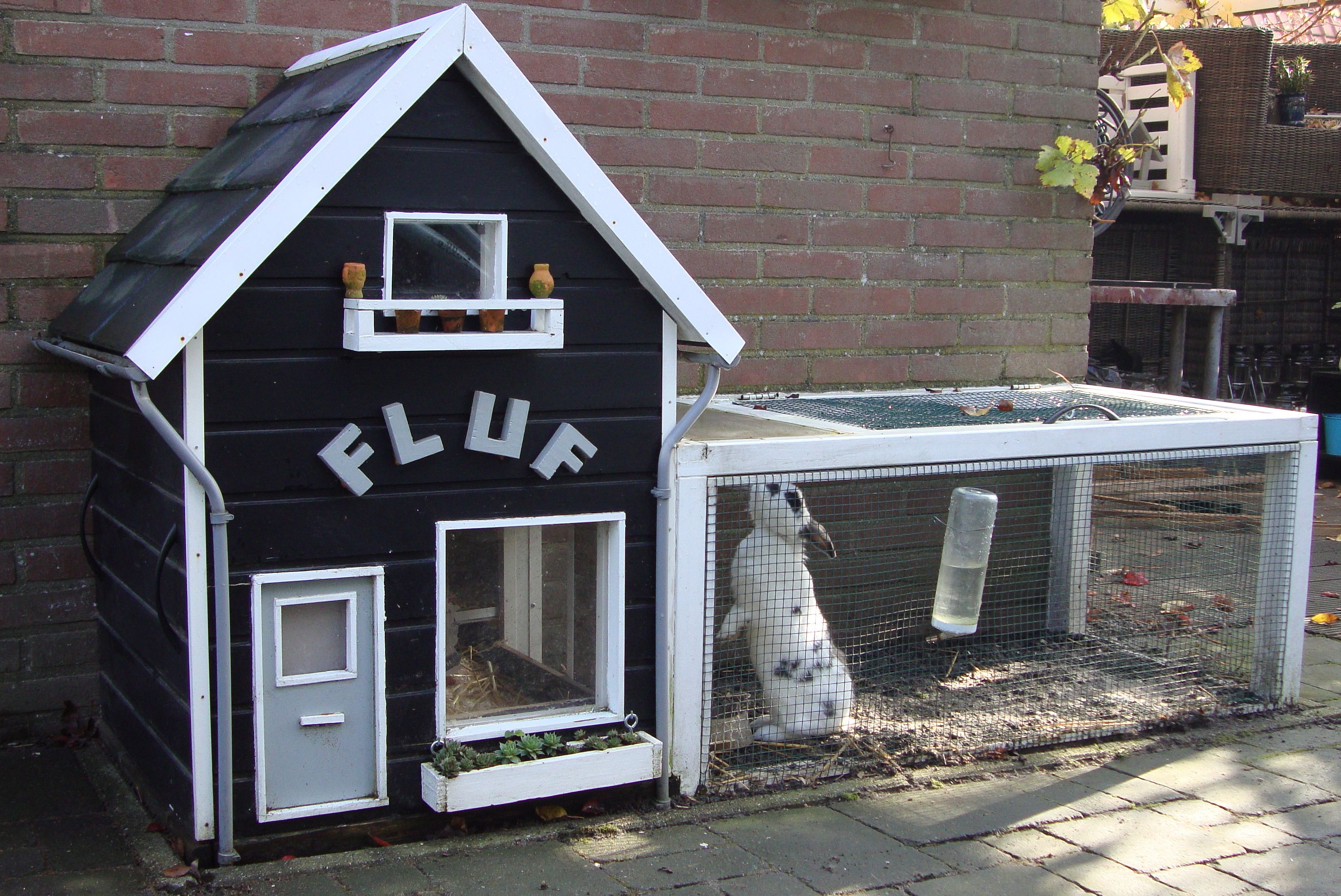 Spielzeug Haus Very Cute Little Bunny House Hasen Kaninchen