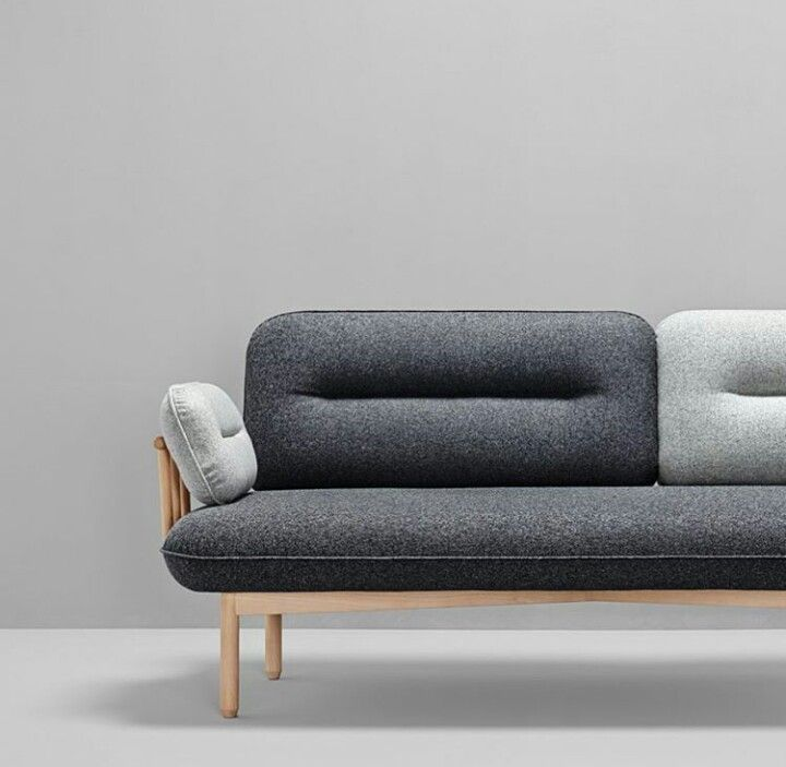Cosmo A Chameleon Sofa by La Selva  Design Milk is part of Soft furniture - Cosmo throws out the idea of a traditional sofa with a versatile, customizable option that adapts not only to the space, but to the user