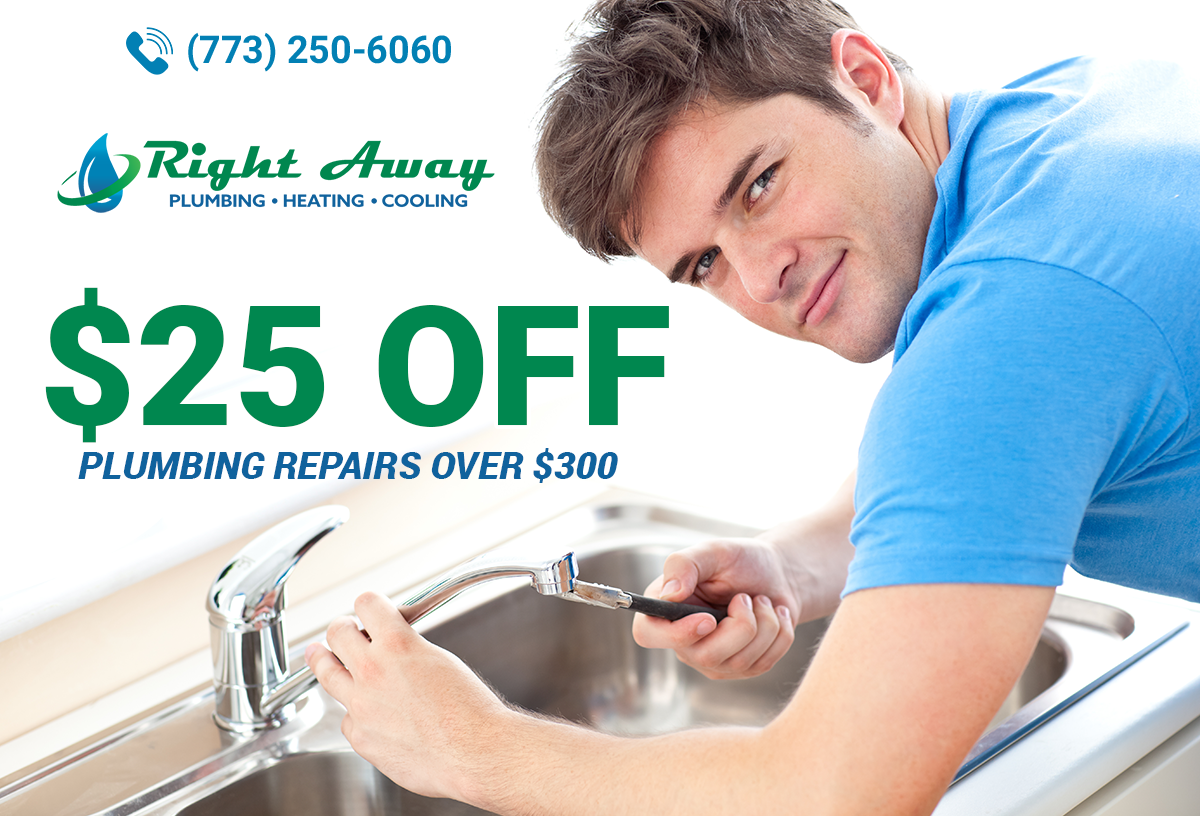 When It Comes To Plumbing Repairs In Chicago Right Away Plumbing