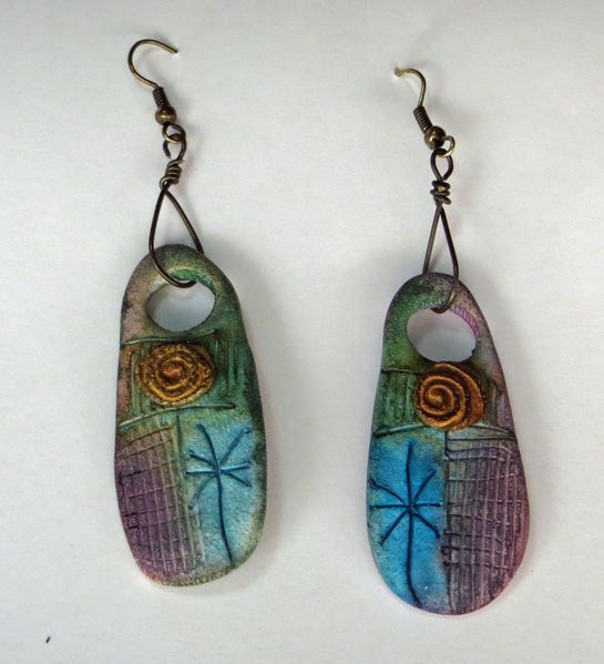 a Mused Studio: aMused with Earrings.