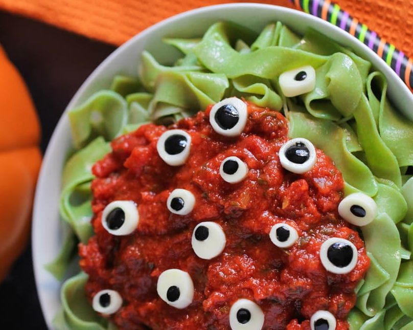 24 terrifyingly good halloween dinner recipes for kids halloween 24 halloween dinner ideas for kids recipes for halloween dinner party delish forumfinder Choice Image
