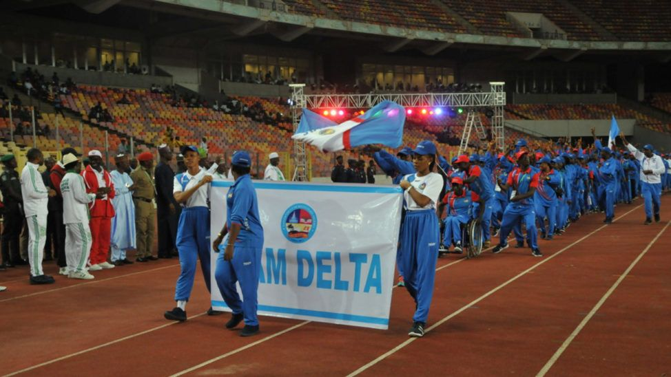 FCT, Bayelsa State athletes protest against nonpayment of