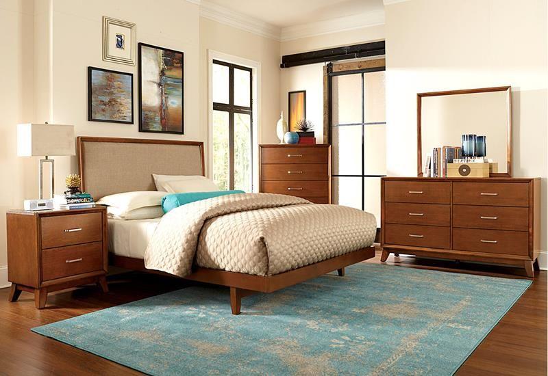 24 Beautiful Mid Century Bedroom Designs