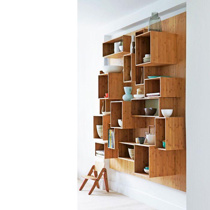 tolles Küchen- oder Bücherregal Möbel, Licht und Kamine - designer mobel bucherregal