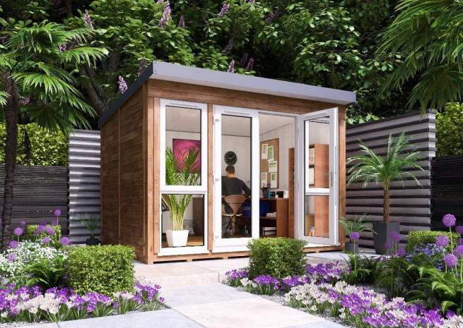 Pin Von Babs Bobs Auf Gartenhaus Design Gartenhaus Schuppen Design Gartenhaus Kaufen