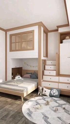 Creative kid room design