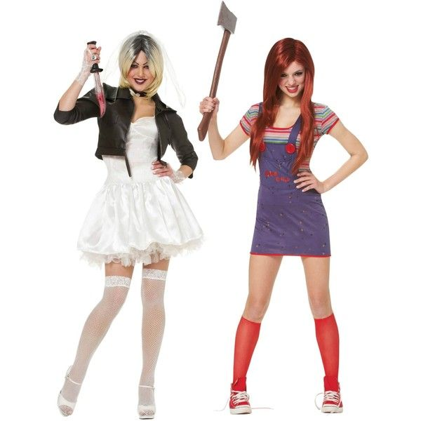 Costume Ideas for BFFs Halloween Costumes ? liked on Polyvore featuring costumes holiday costumes  sc 1 st  Pinterest & Costume Ideas for BFFs Halloween Costumes ? liked on Polyvore ...