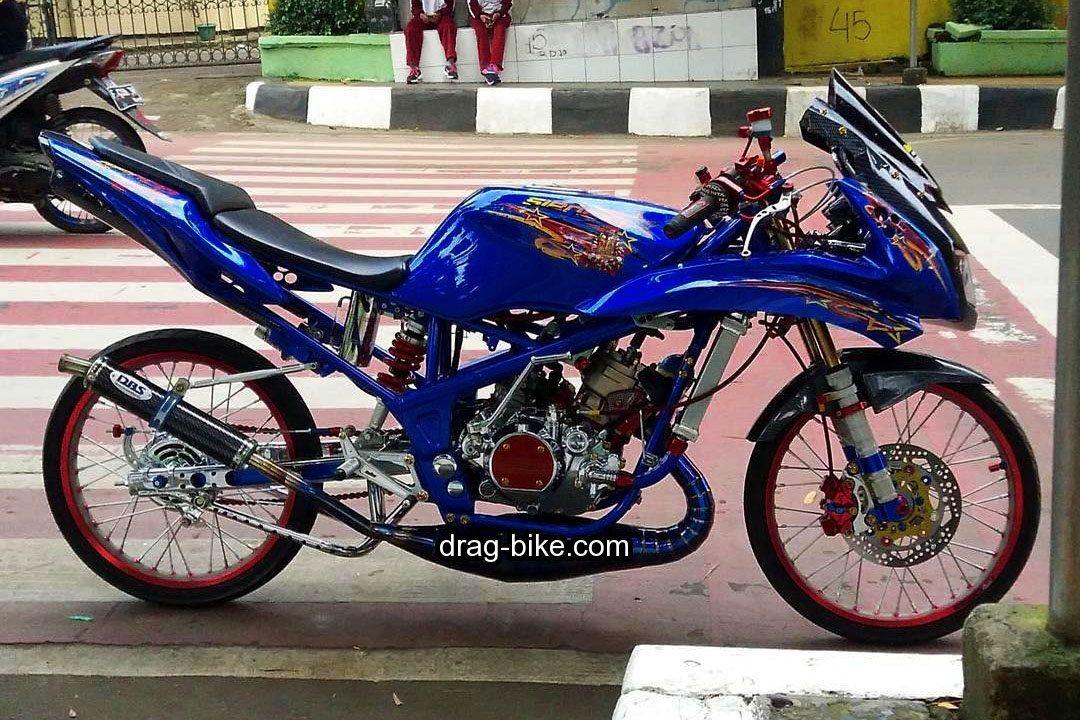 Modifikasi Ninja Rr Modif Drag Kawasaki Ninja Gambar Kendaraan