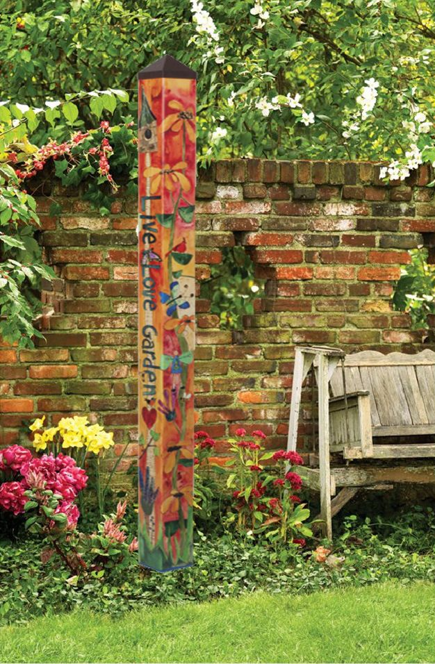17 Best 1000 images about peace poles on Pinterest Gardens Peace art