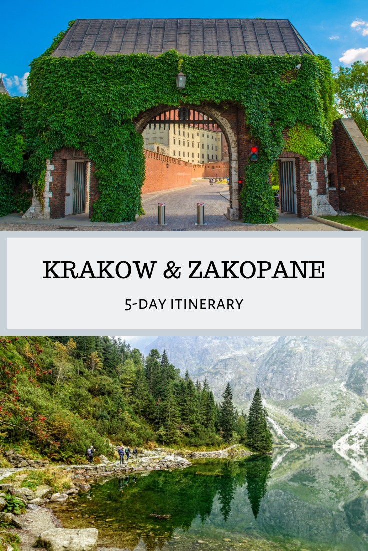 Krakow And Zakopane Are Currently The Most Popular Tourist Destinations In Poland It S Not Surprising Both Th Poland Vacation Nightlife Travel Poland Travel