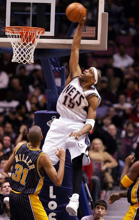 Vince Carter - New Jersey Nets, 2004–2009 | Basketball