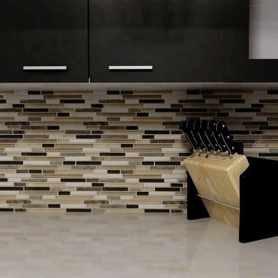Merola Tile Tessera Piano Nassau 1134 Inx 1134 Inx 8 Mm Enchanting 11 X 8 Kitchen Designs Design Decoration